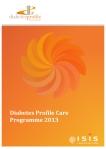Microsoft Word - Diabetes Profile Care Programme 2013.doc